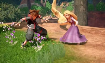 Kingdom Hearts III Tangled Trailer
