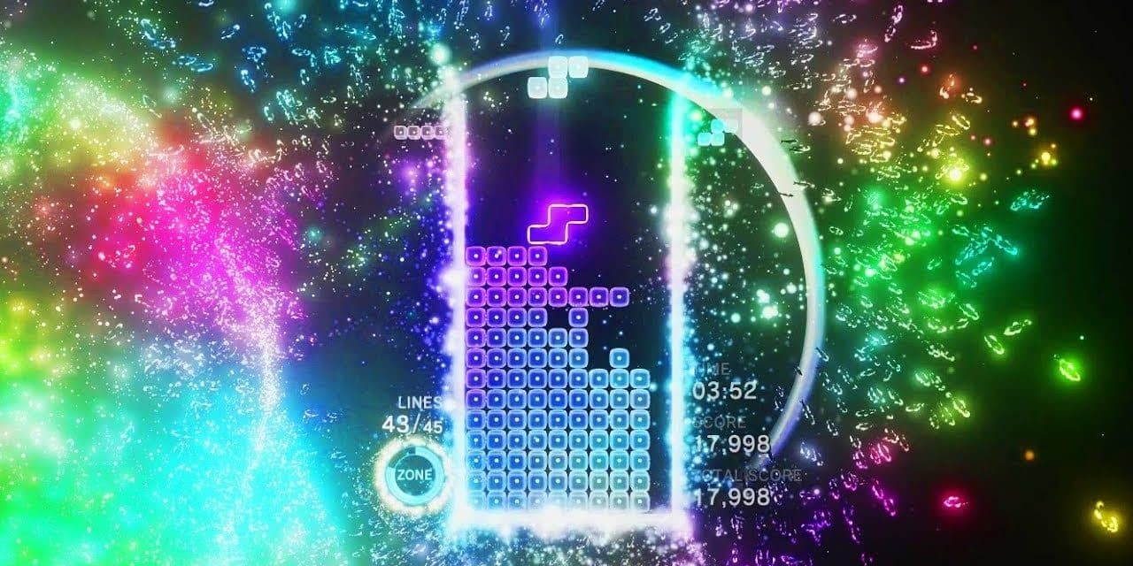 Tetris Effect Game Modes
