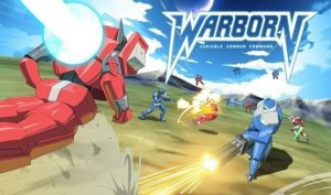 Mecha Turn-Based Strategy Game Warborn Announcement