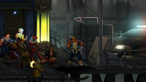 Streets of Rage 4 Screenshots