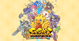 Chocobo's Mystery Dungeon: Every Buddy Trailer