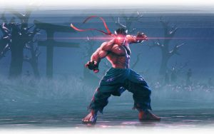 Street Fighter V New Challenger: Kage