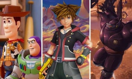 Kingdom Hearts III Final Battle Trailer