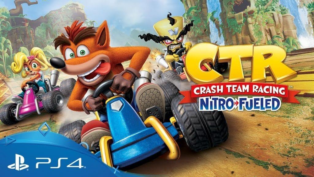 Crash Team Racing Nitro-Fueled Is Coming