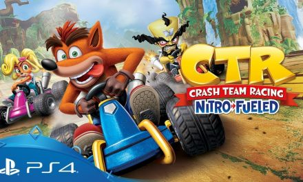 Crash Team Racing Nitro-Fueled Is Coming