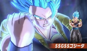 Dragon Ball Xenoverse 2 DLC Fighter Gogeta Revealed