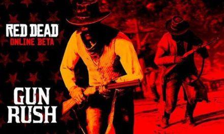 Red Dead Online Gun Rush Mode