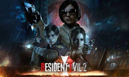 Resident Evil 2 Trophies