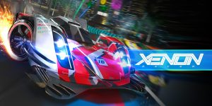 Xenon Racer Is Coming To The Switch