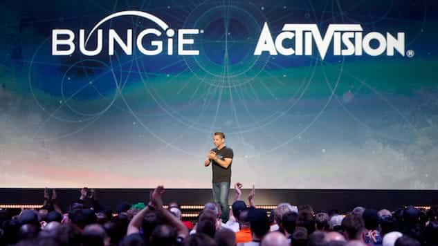 Bungie Splits Up With Activision Blizzard