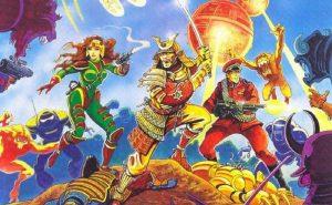Sega Ages: Gain Ground And Puyo Puyo