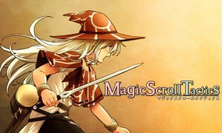 Magic Scroll Tactics Switch