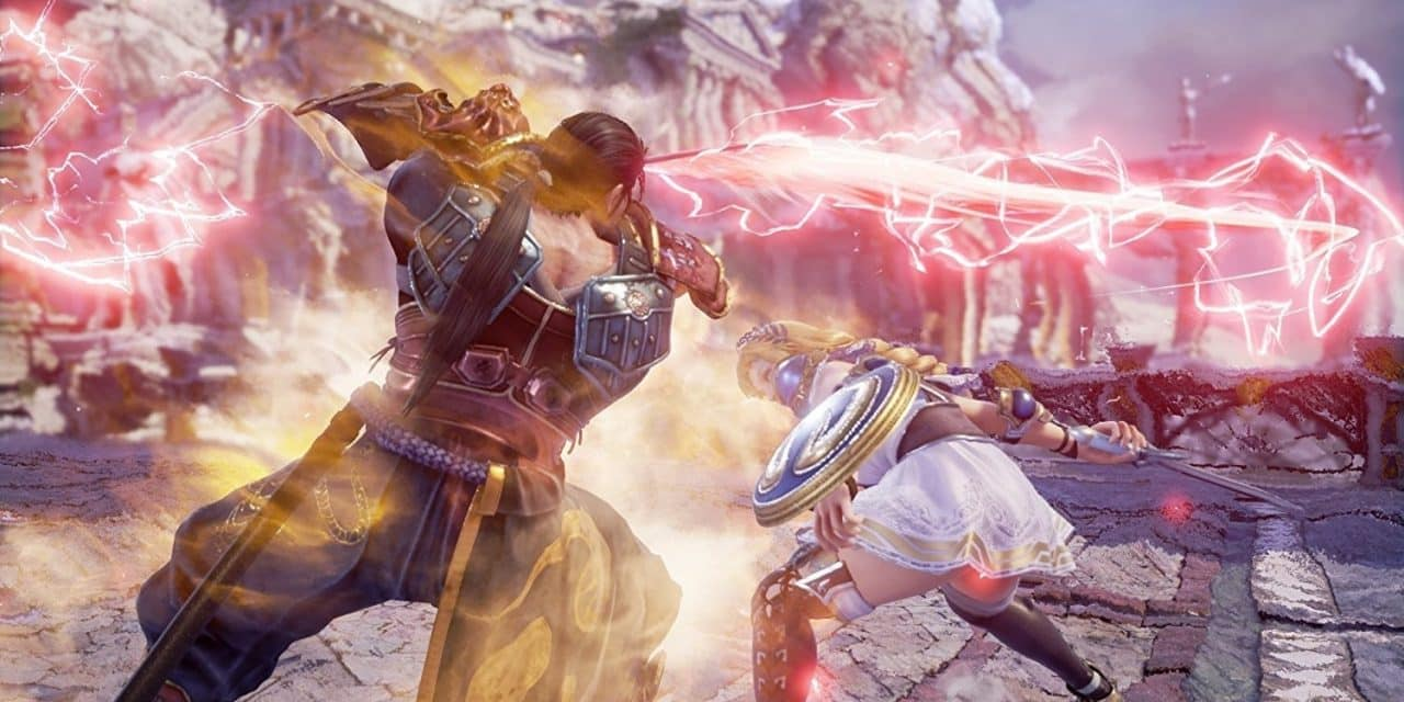 SoulCalibur VI Balance Patch and Create-A-Soul DLC