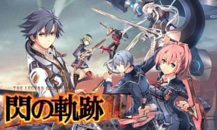The Legend of Heroes: Trails of Cold Steel III English Release