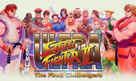 Ultra Street Fighter 2: The Final Challengers Cheats