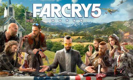 Far Cry 5 Trophies