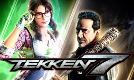 Tekken 7 DLC Characters Julia And Negan