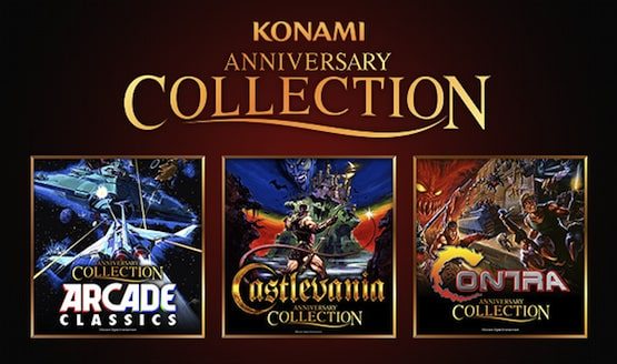 Konami 50th Anniversary Collection Arcade Classics