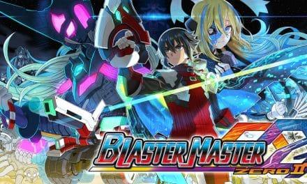 Blaster Master Zero 2 Switch