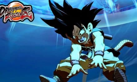 Dragon Ball FighterZ Kid Goku