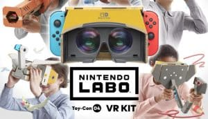 Nintendo Labo VR Kit Trailer