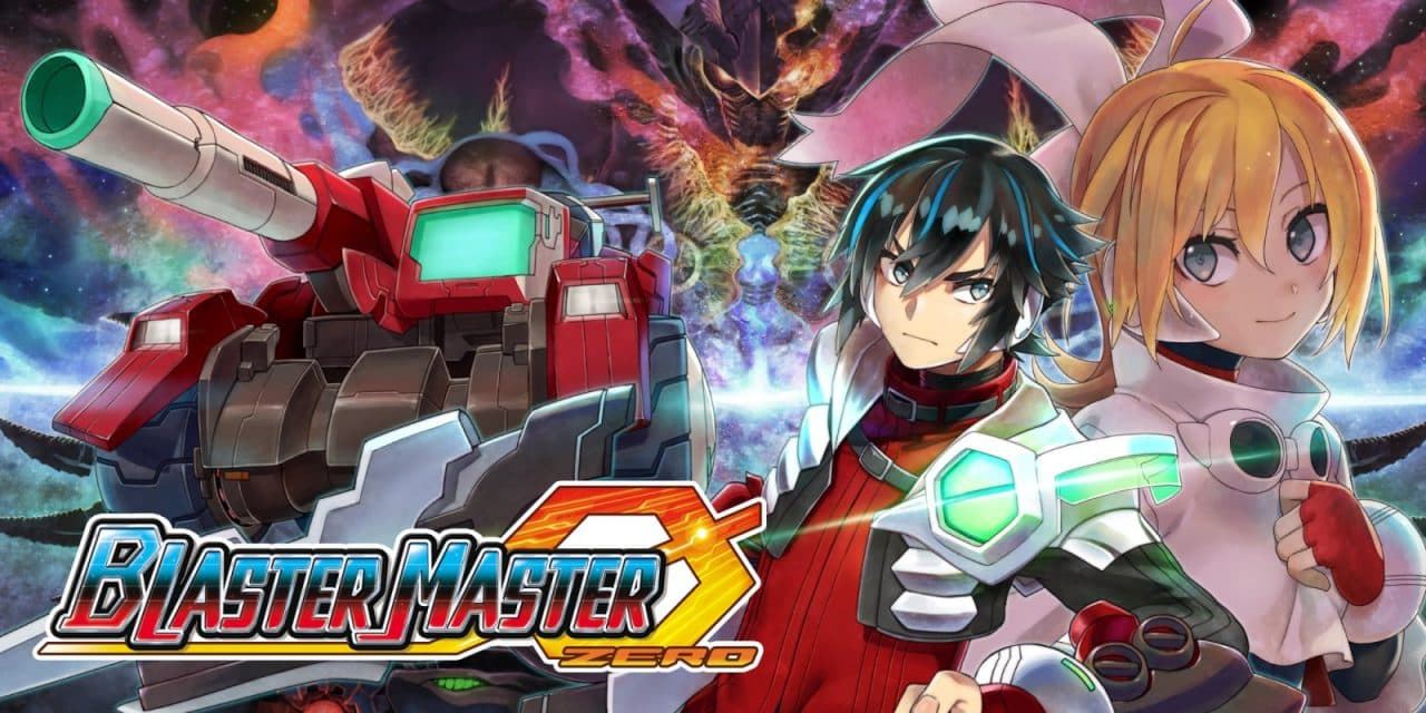 Blaster Master Zero Cheat Codes And Tips