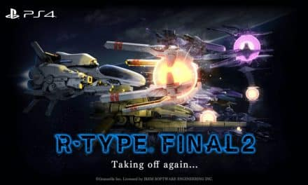 R-Type Final 2 PS4