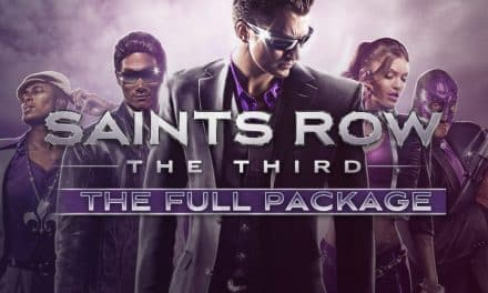 Saints Row: The Third The Full Package Switch