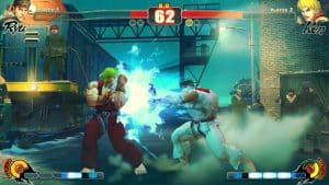 Ultra Street Fighter 4 Cheat Codes