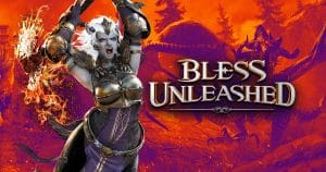 Bless Unleashed Priest Class Trailer