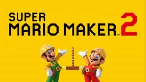 Super Mario Maker 2 Direct