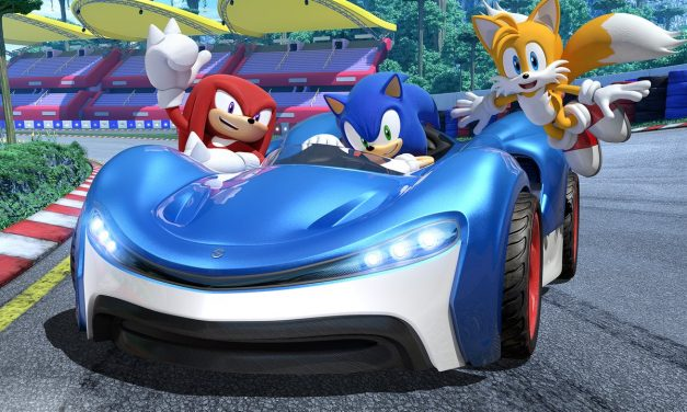 Team Sonic Racing Tips