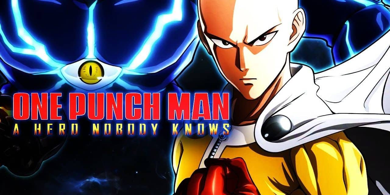 Is One Punch Man Too Powerful To Make A Video Game?