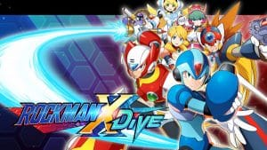 Mega Man X DiVE Trailer