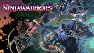 The Ninja Saviors: Return of the Warriors Trailer
