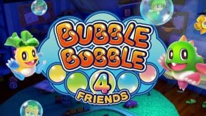 Bubble Bobble 4 Friends Switch Trailer