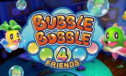 Bubble Bobble 4 Friends Switch Trailer