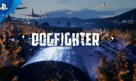 Dogfighter: World War 2 Trailer