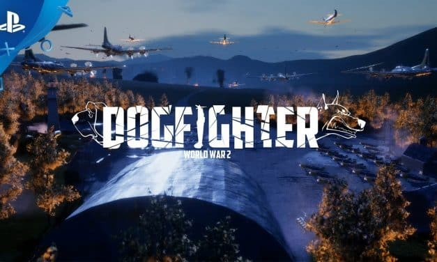 Dogfighter: World War 2 Trailer