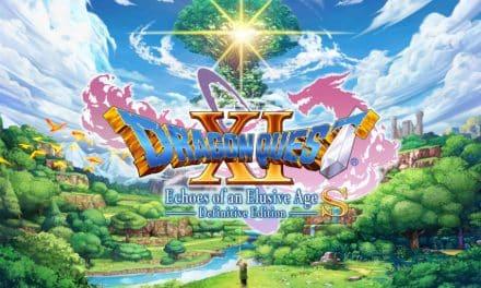 Dragon Quest XI S  World of Erdrea trailer