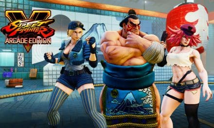 Street Fighter V: Arcade Edition adds E. Honda, Lucia, and Poison