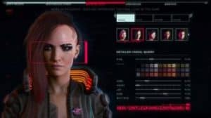 Cyberpunk 2077 Is Removing Gender Options