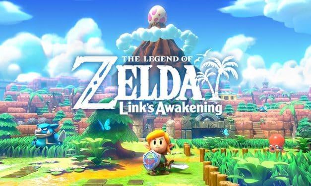 The Legend of Zelda: Link's Awakening Trailer