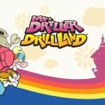 Mr. Driller Drill Land Trailer