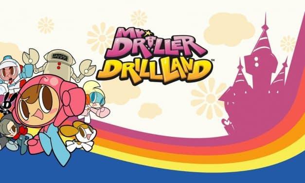 Mr. Driller Drill Land Trailer