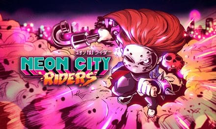 Neon City Riders Trailer