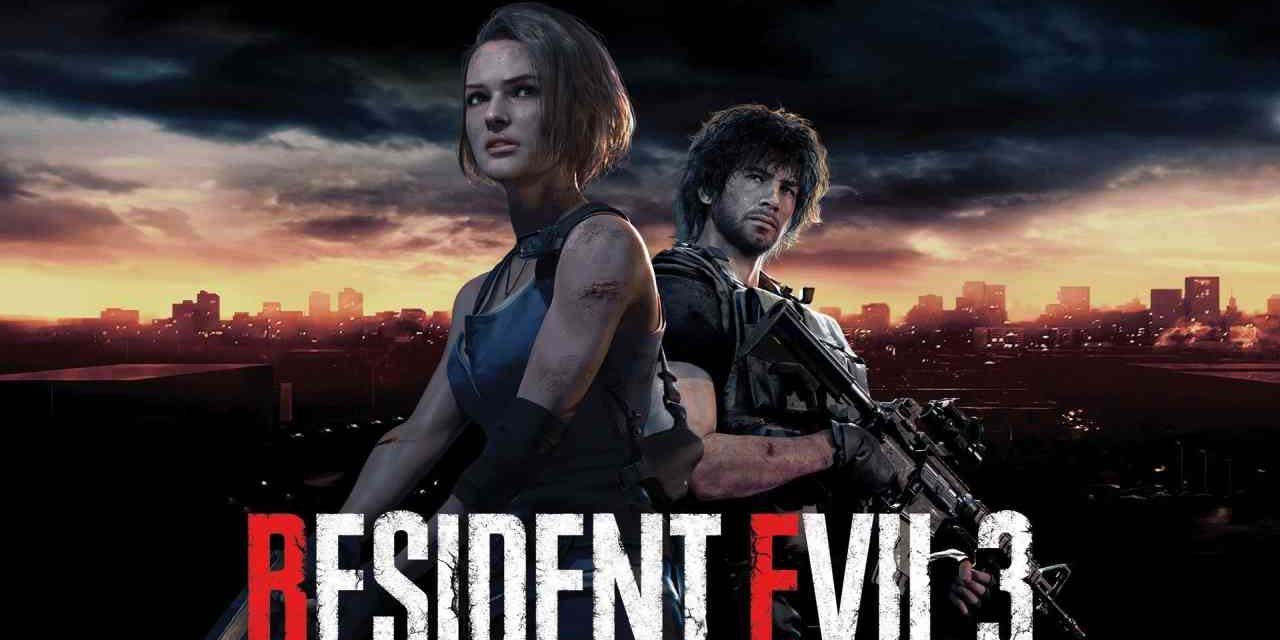 Resident Evil 3 Cheats and Tips