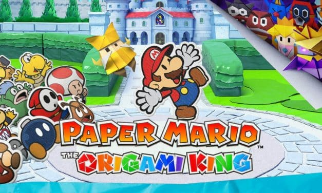 Paper Mario: The Origami King Trailer
