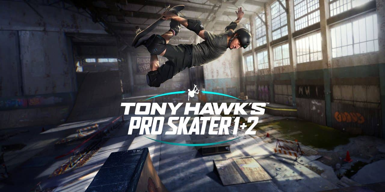 Tony Hawk's Pro Skater 1 and 2 Remastered Trailer