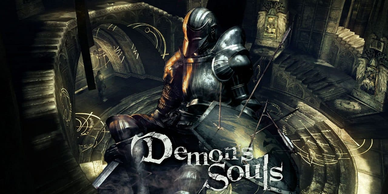 Demon's Souls Remake Trailer